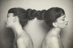 the thread that curls