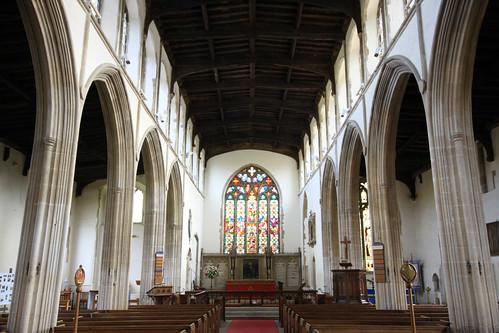 St James, Nayland, Suffolk