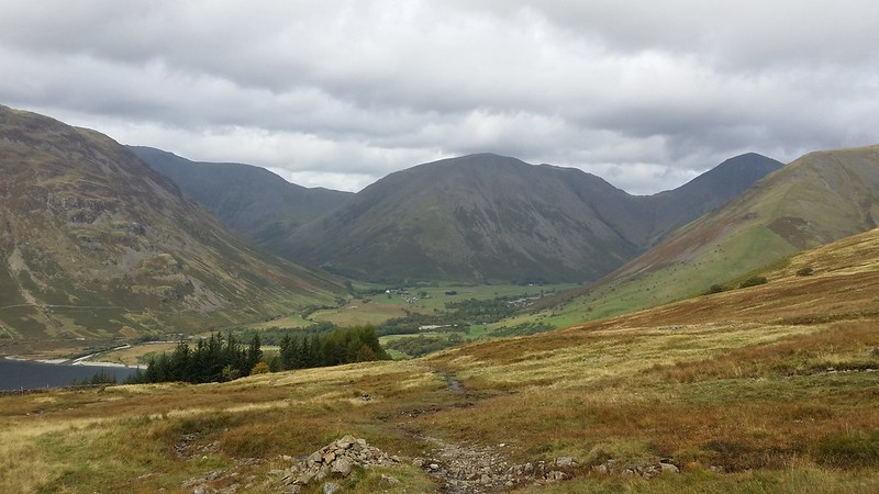 Looking to Wasdale Head #sh