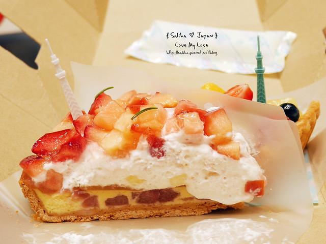 晴空塔Quil Fait Bon水果派蛋糕甜點日本東京必吃 (8)