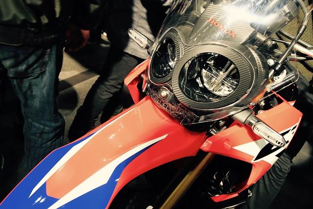 大阪モーターサイクルショーに行ってきた