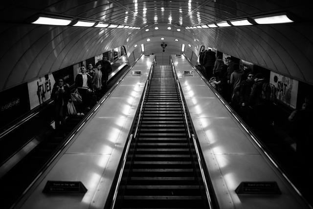 London in Mono #81