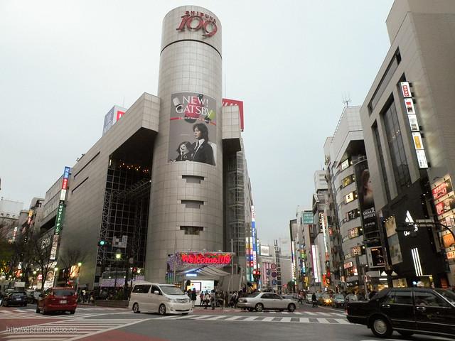 Japón - Harajuku y Shibuya