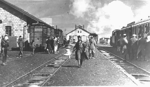 hedjaz railway train سمخ