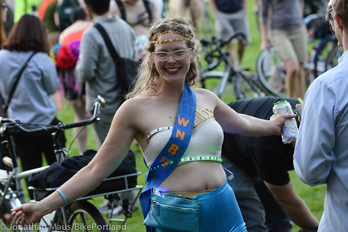 2014 World Naked Bike Ride -8