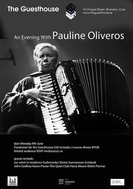 An Evening with Pauline Oliveros