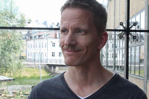 Magnus Svensson, pianist.