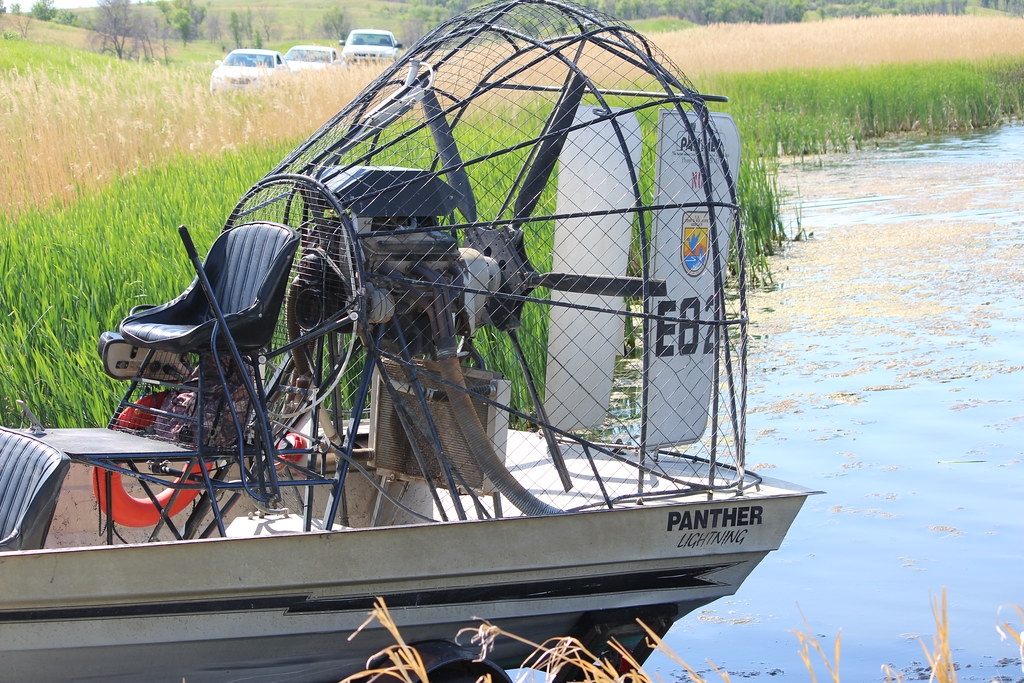Airboat Propeller | A Motorboat and Airboat Safety Training … | Flickr