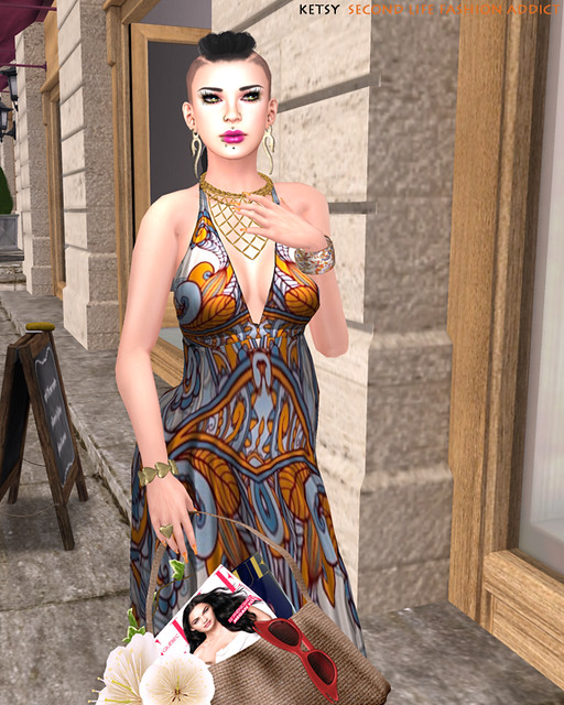 The Urban Viking - New Post @ Second Life Fashion Addict