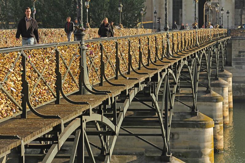 Pont des Arts - Paris (France)