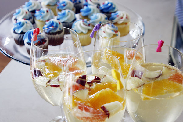 CK Mondavi: summer sangria recipe