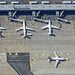 Holiday Aircraft by Aerial Photography