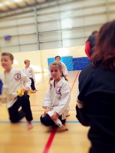 Karate Grading: Worry