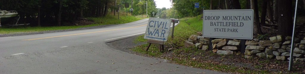 Civil War Sites Along (and near) U.S. Rt. 219