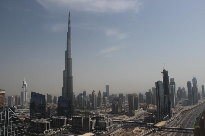 Burj Khalifa Dubai UAE