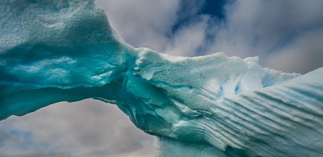Under the Ice Arch