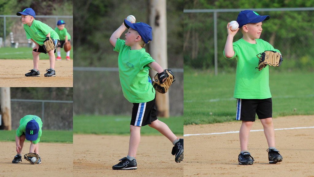 2014-05-12 Cameron's baseball + Alaina