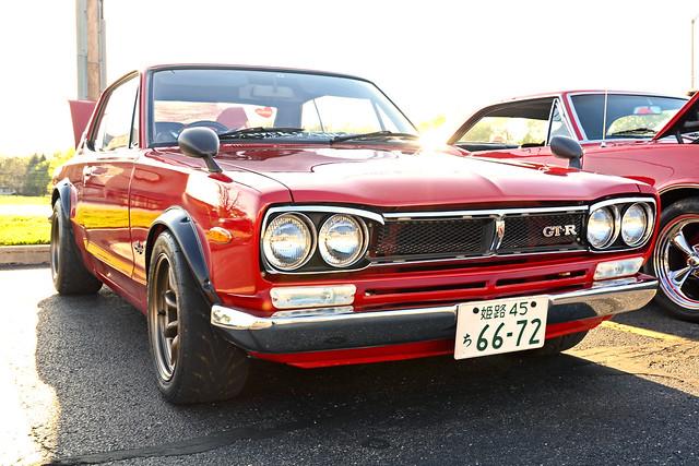 Nissan Skyline GT-R KPGC10