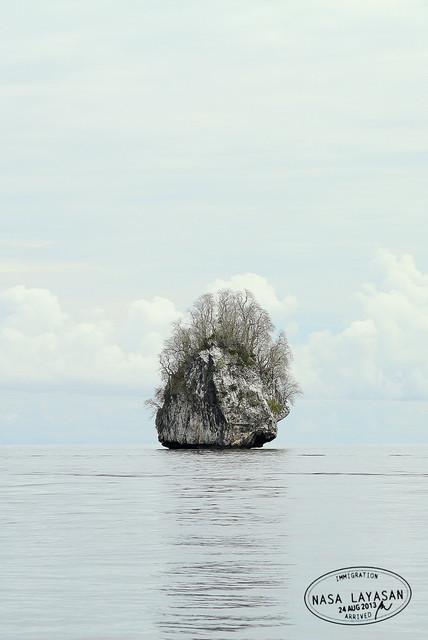 """""""Head"""" Island"""