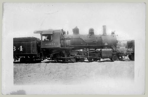 Locomotive 2534