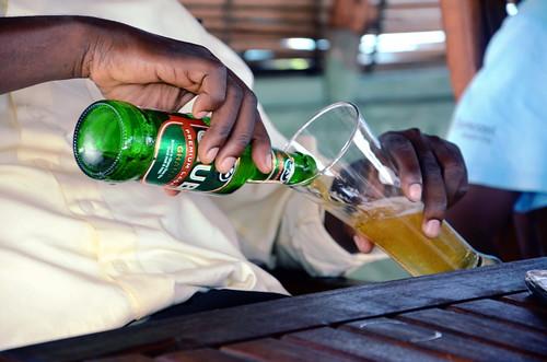 ghana beer