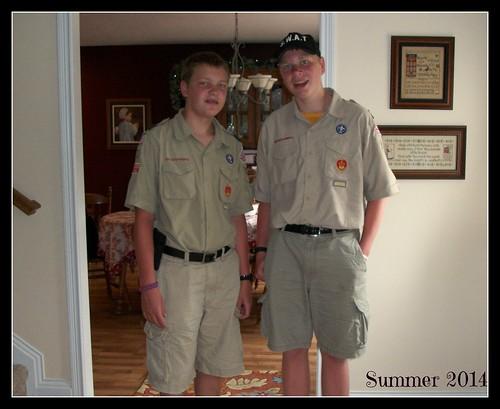 Boy Scouts 2014