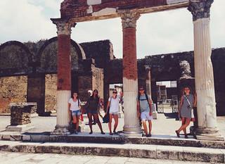 anjalilauren Pompeii