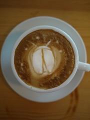 Today's latte, Amazon's FIREFLY.