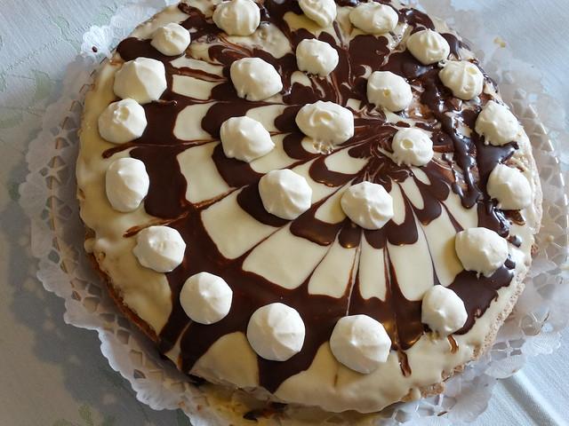 Esterházy torta 1