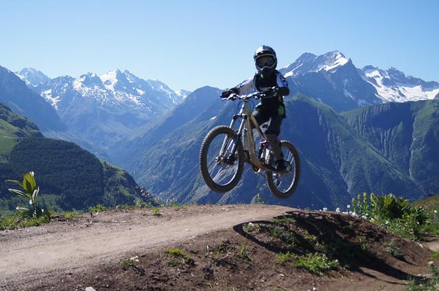 ijurkoracing Merida Pedalier Les 2 Alpes 42