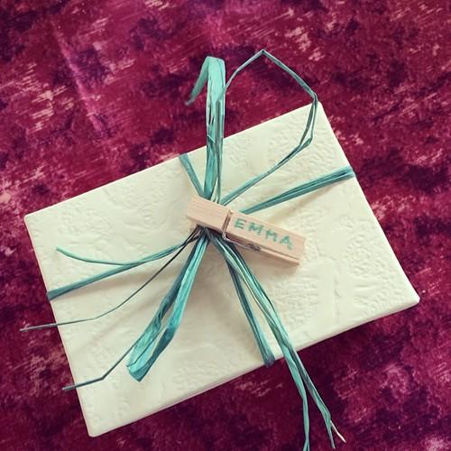 A special gift by Matina ❤️ Un regalo speciale da Marina ❤️