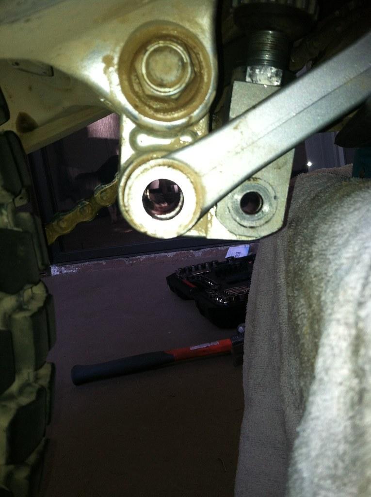 WR250R Rear Shock Rebuild with Pics 14474146052_9c81c0163c_b