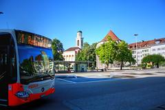 Solothurn, Amthausplatz 索洛图恩,瑞士