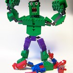 Hulk Smash Bug!