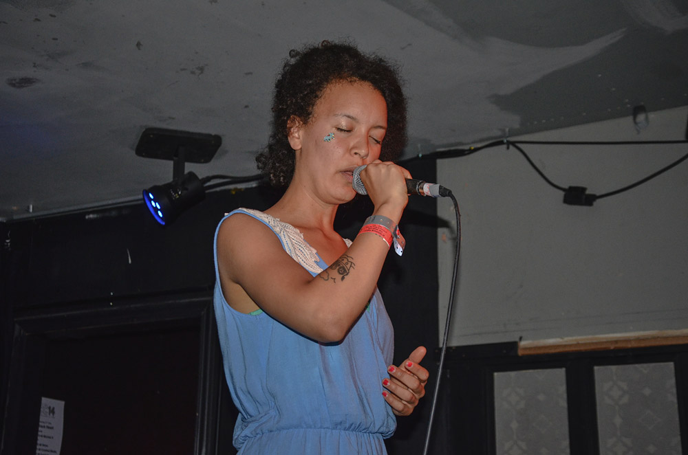 Akiine @ Camden Crawl 2014