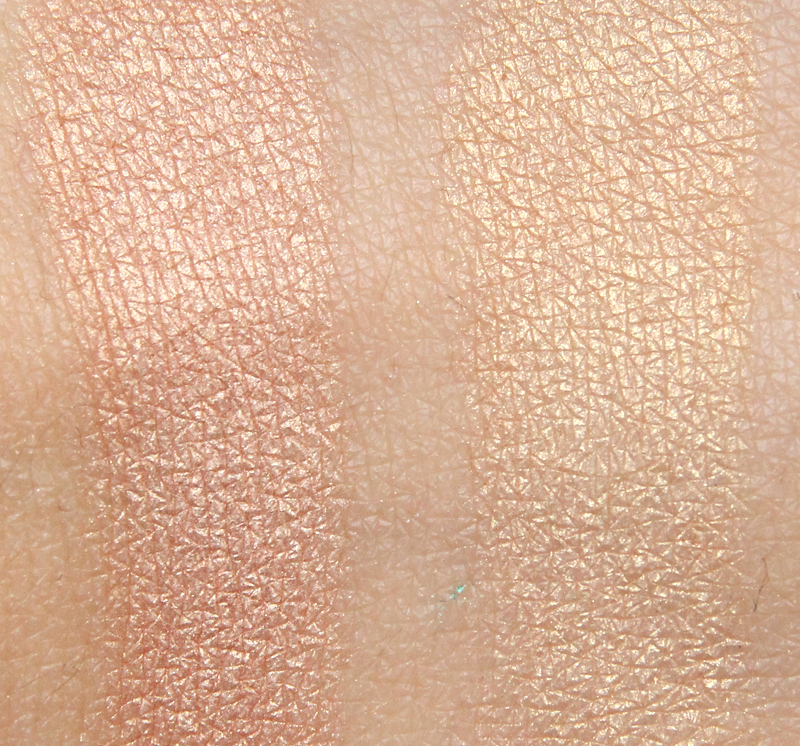 bareMinerals READY luminizer duo swatch