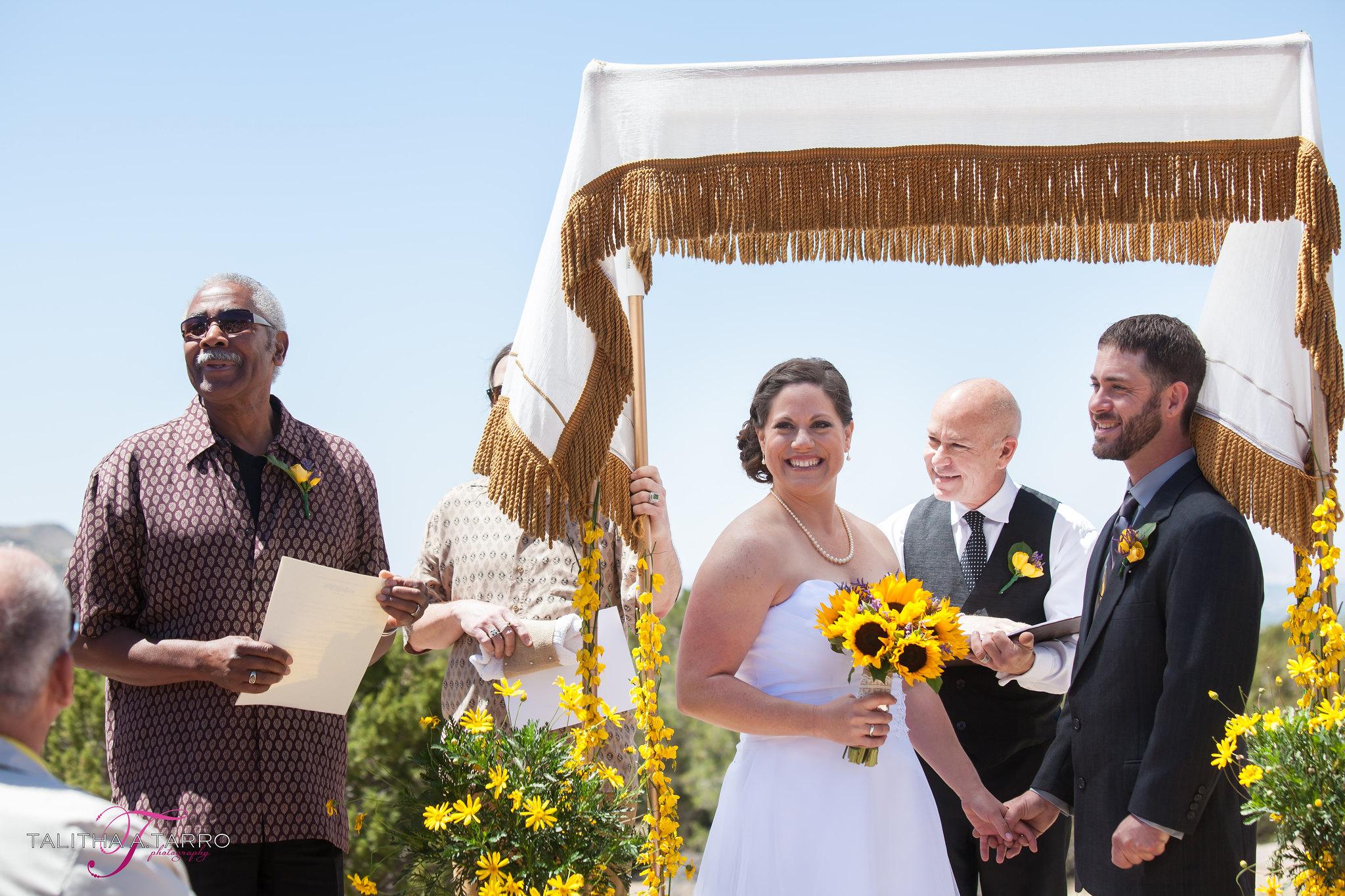 Elena Gallegos Wedding