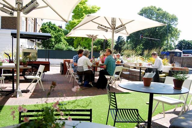 Urban Meadow Cafe, Bayswater