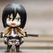 Small photo of Angry Mikasa Ackerman