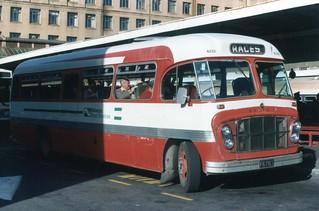 NZRRS 4232 11/1985 Wellington, NZ