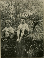 """Image from page 5 of """"Barefoot days and sundown songs"""" (1922)"""