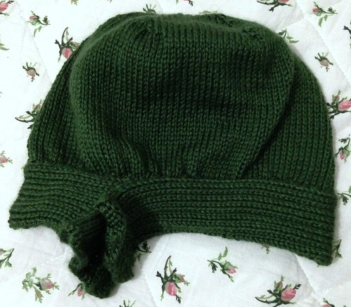 Dark Green Hat