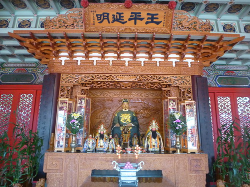 Taiwan-Tainan-Koxinga Shrine (8)