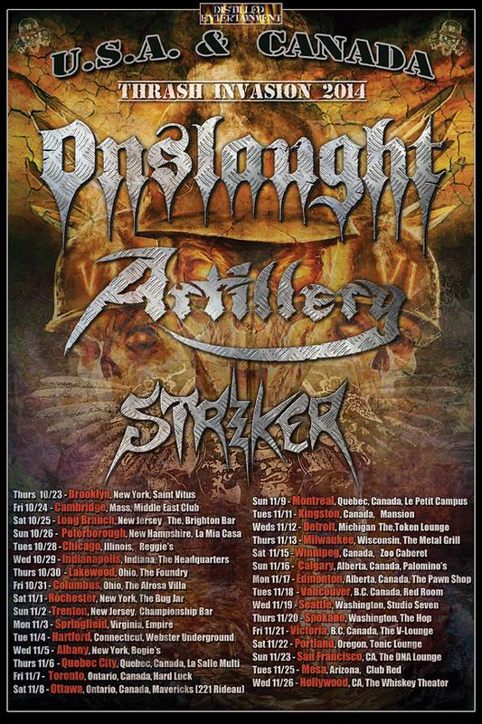 Onslaught at Empire