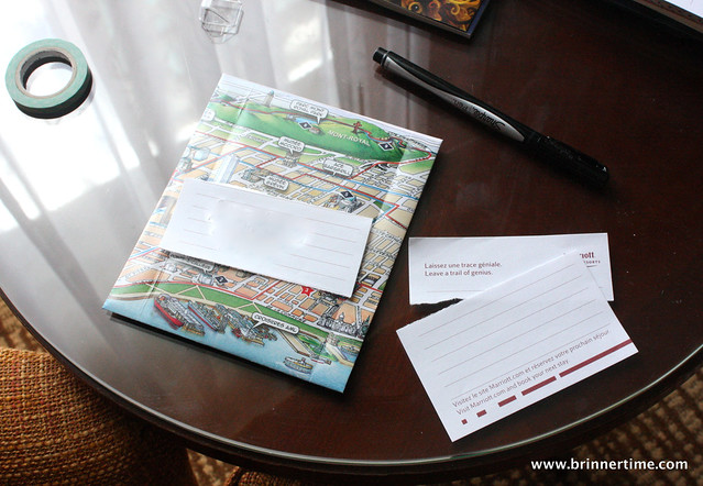 Hotel mail