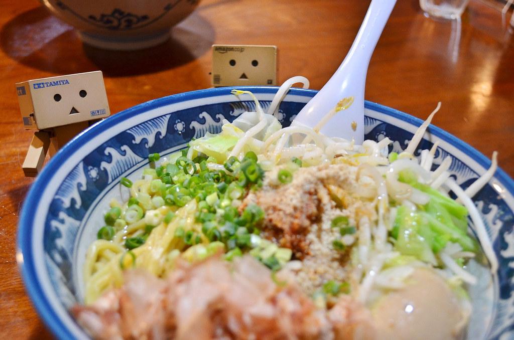 ハバネロ坦々麺 (9)