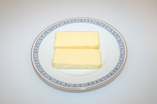 10 - Zutat Butter / Ingredient butter