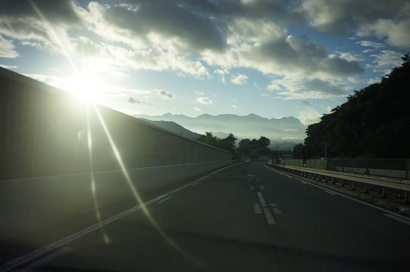 Morning High Way