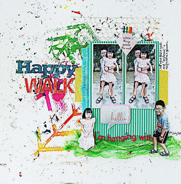 Happy-walk
