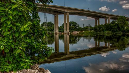 Zilwaukee Bridge HDR